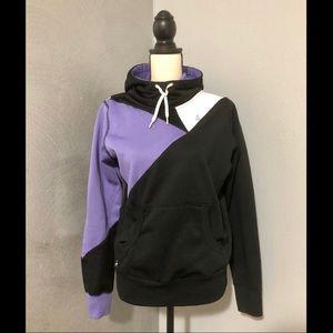 Volcom Cowell Neck Asymmetrical Sweatshirt